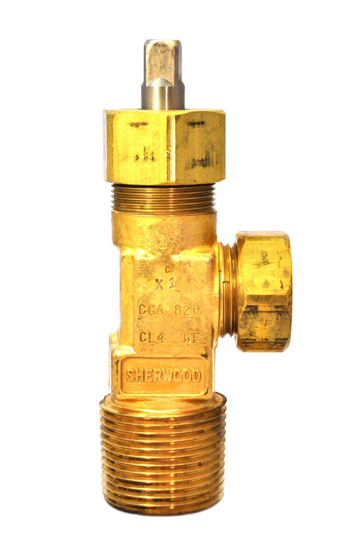 Chlorine Gas Valves - Ton Container Valves