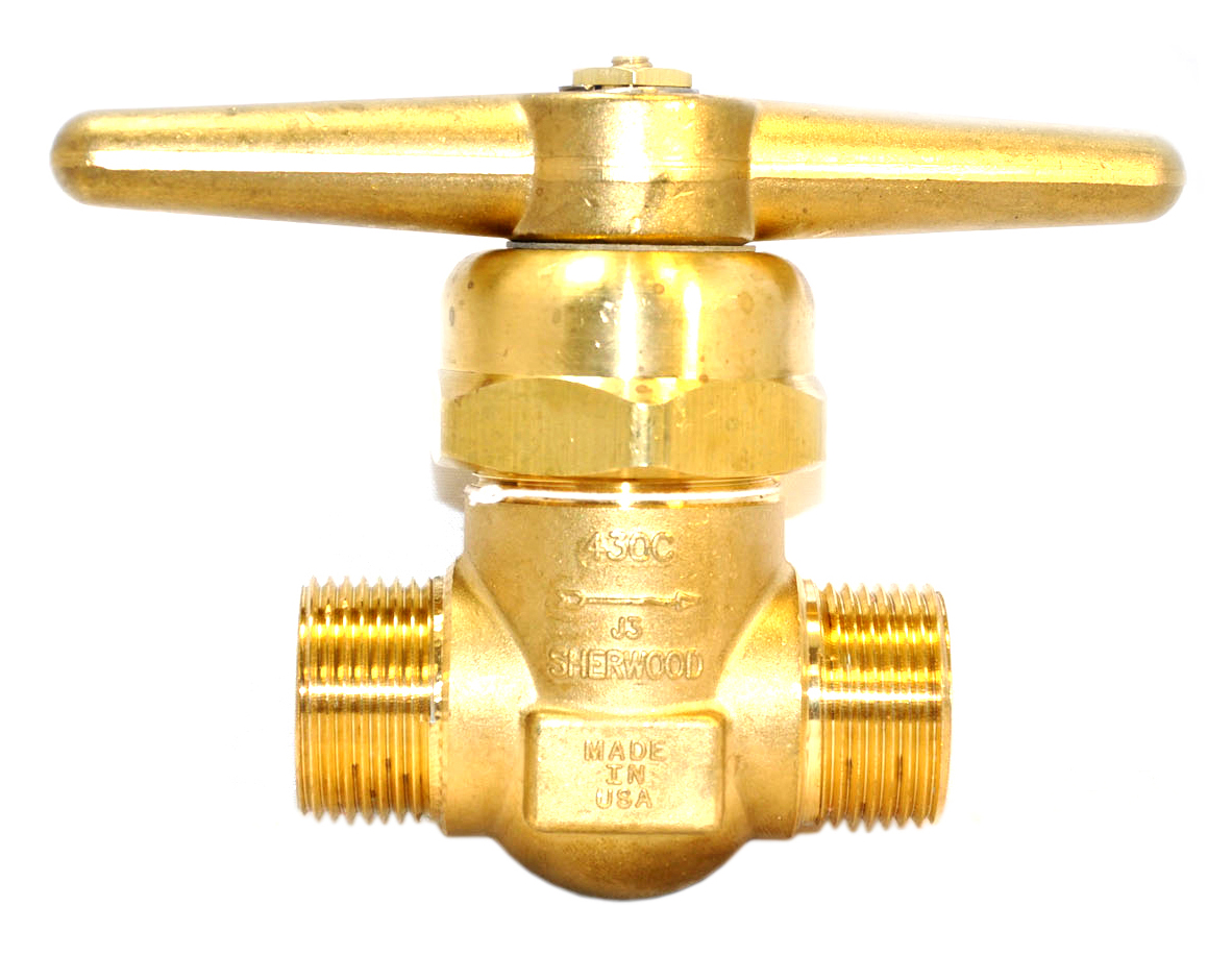 430 Series - Master Shut-Off Valves