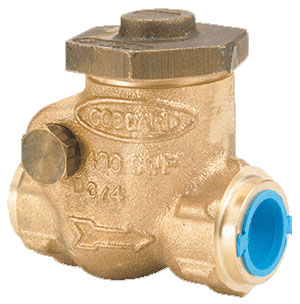 840M Series - Bronze Swing Check Valve
