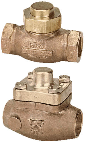 8500 Series - Horizontal Check Valve