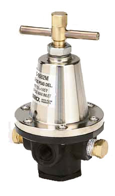 Aluminum Pressure Regulators