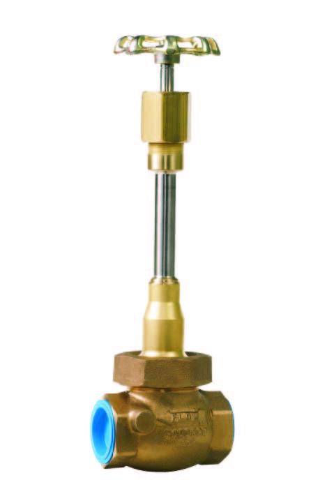 226ULL Series Bronze Globe Valves