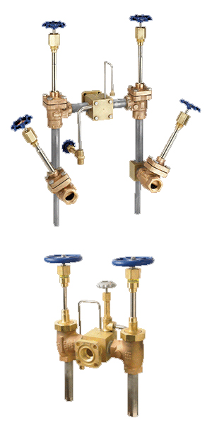 Cryogenic Manifold Valves