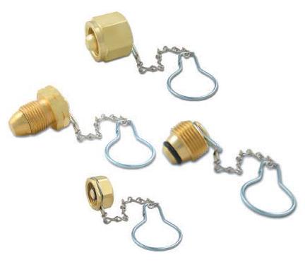 Cap & Chain Assemblies