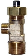 Chlorine Gas Valves Parts
