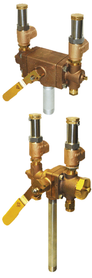 DA Series-Bulk Vessel Safety Assembly Relief Valve Diverter Burst Disk