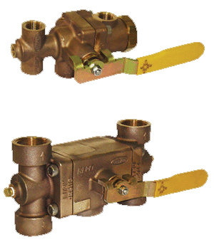DR Series - Relief Device Diverter (3-Way) Valve