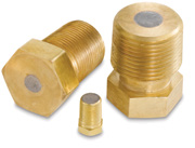 Chlorine Gas Valves - Fusible Plugs