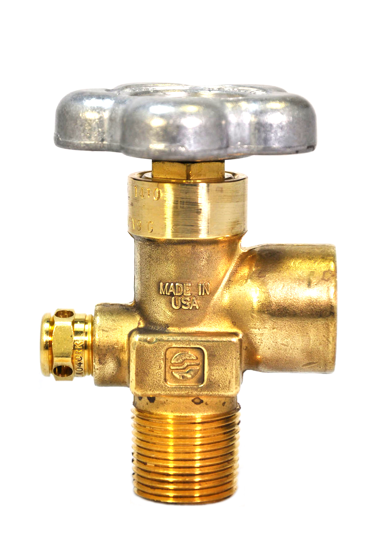 GV Valves - Tapered Thread