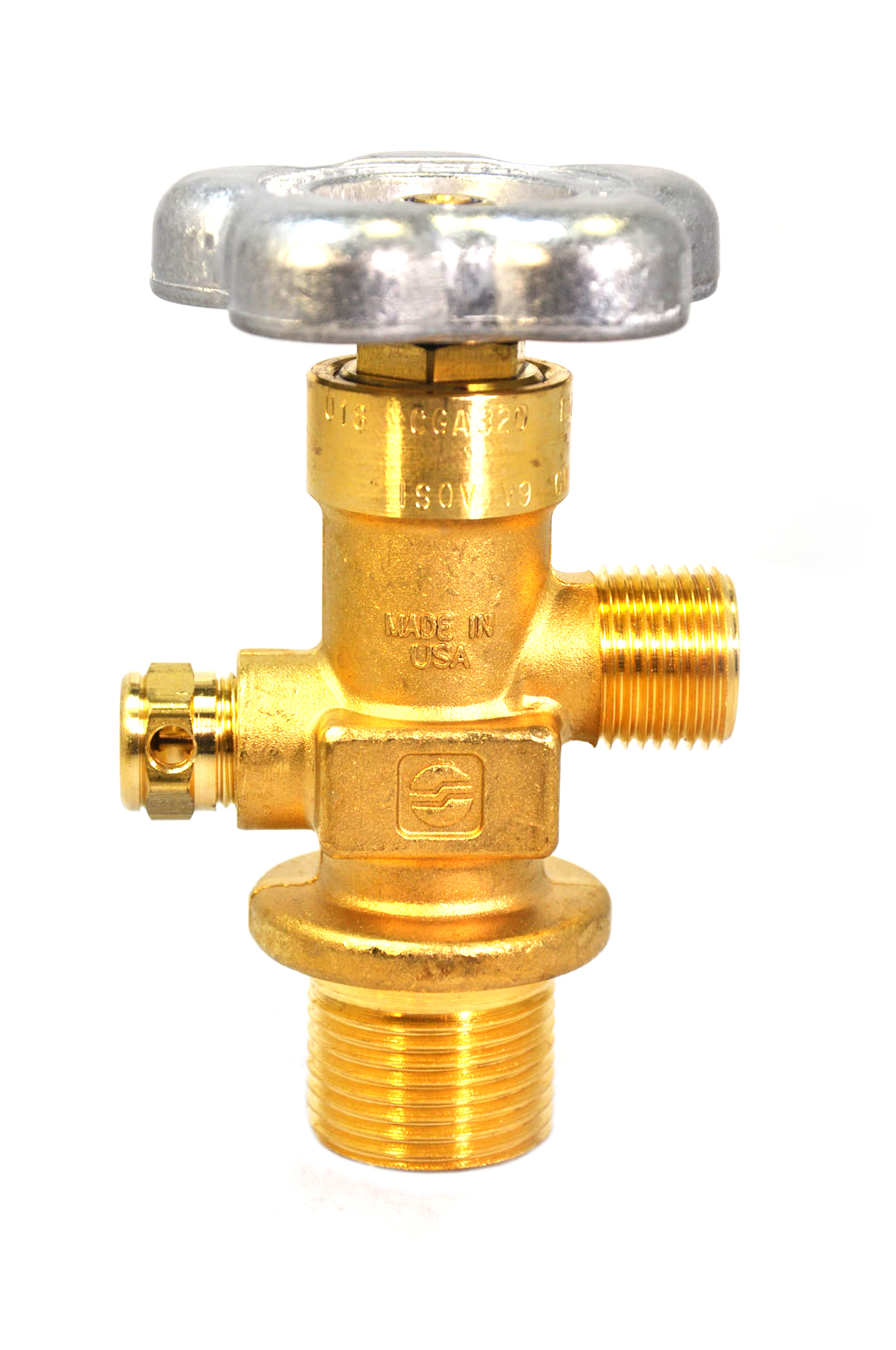 GV Valves - Straight Thread