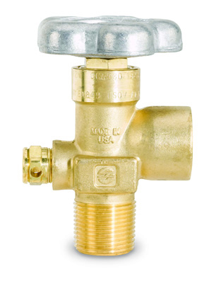 GV Valves - European Inlet