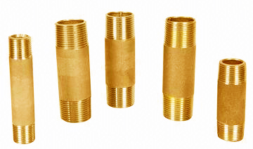 Nipples - Manifold Pipe - Brass