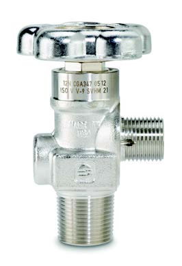 SVHM Series - Stainless Steel Valves