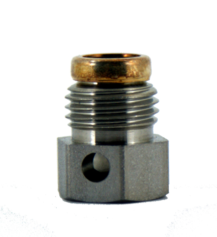 Specialty Gas Valves Parts