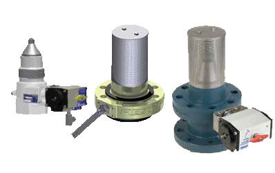 Internal Valves for CO2 Service
