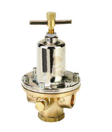 HD Gas Line Regulators - 1780 Series