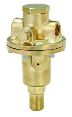 HD Final Line Pressure Regulators - BR-1780 Series