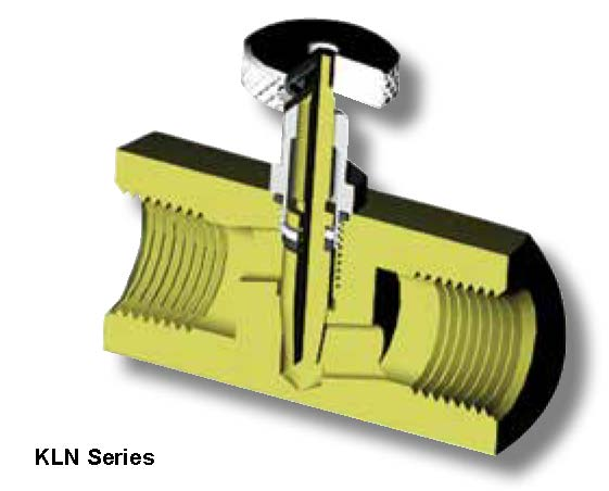 KLN Series - Needle Valves