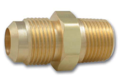 Cryogenic hose fittings